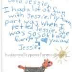 Welcome Letters to Jessie