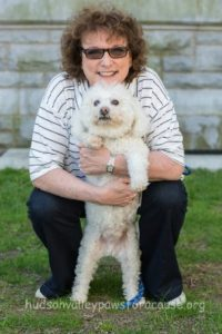 Our Founder Judy Audevard and Kizzy