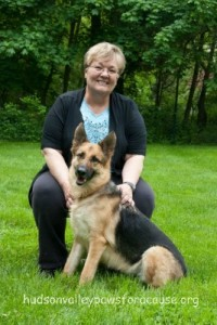 Founding Member Elected to Therapy Dog Inc Board of Directors