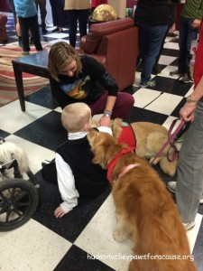 Unified Sports Program Paws for Kids 10 Feb 2 2016
