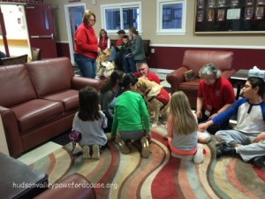 Unified Sports Program Paws for Kids 15 Feb 2 2016