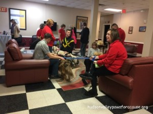 Unified Sports Program Paws for Kids 3 Feb 2 2016