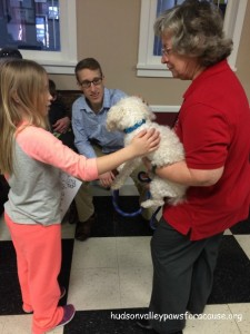 Unified Sports Program Paws for Kids 4 Feb 2 2016