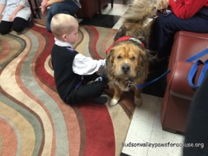 Unified Sports Program Paws for Kids 5 Feb 2 2016