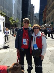 Awesome Weekend 9/11 Memorial Walk Run