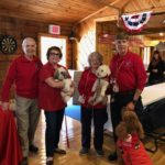 HV PAWS ATTENDS VETERANS RETREAT!